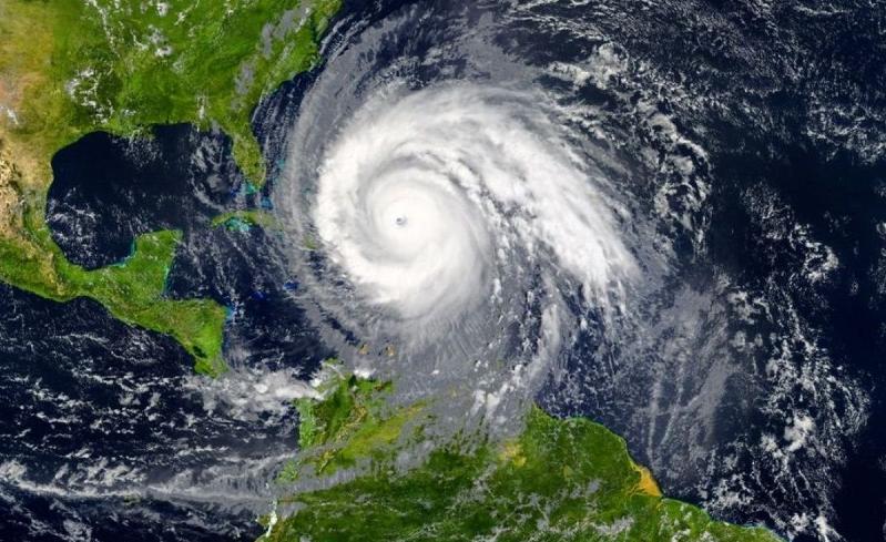 huracanes en tulum