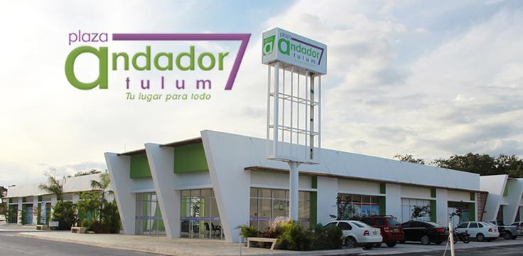 Plaza Andador Tulum